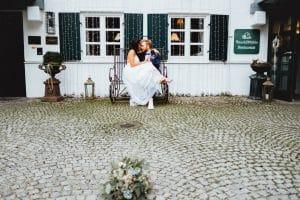Hochzeitsfotograf München Inselmühle