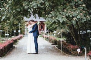 Hochzeitsfotograf München Botanischer Garten