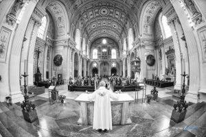 Hochzeitsfotograf München in der St. Michael Kirche