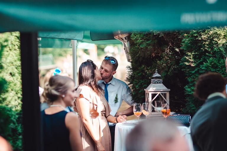 Hochzeitsfotograf im Waldhaus am Deininnger Weiher