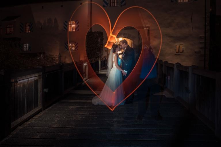 Hochzeitsfotograf Burg Wernberg