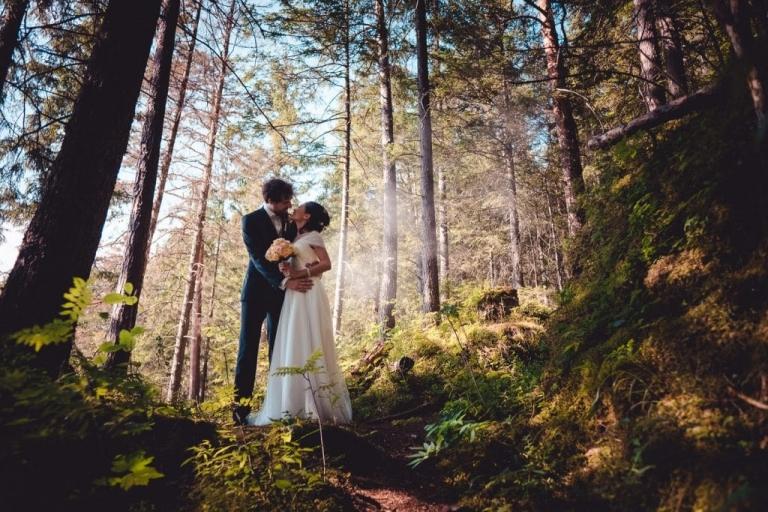Hochzeitsfotograf Bayern am Eibsee