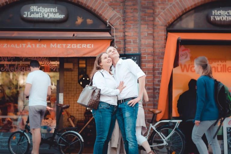 Fotograf München Viktualienmarkt
