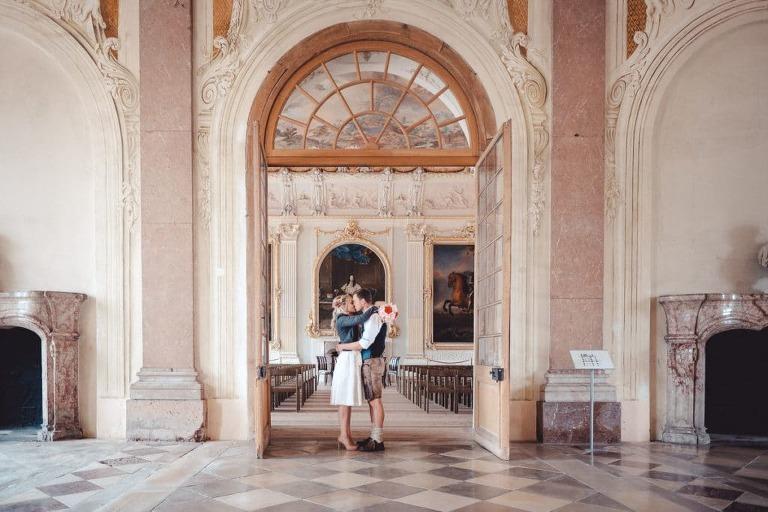 Hochzeitsfotograf Standesamt Oberschleißheim