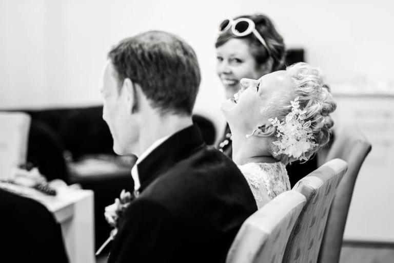 Hochzeitsfotograf im Standesamt Sauerlach