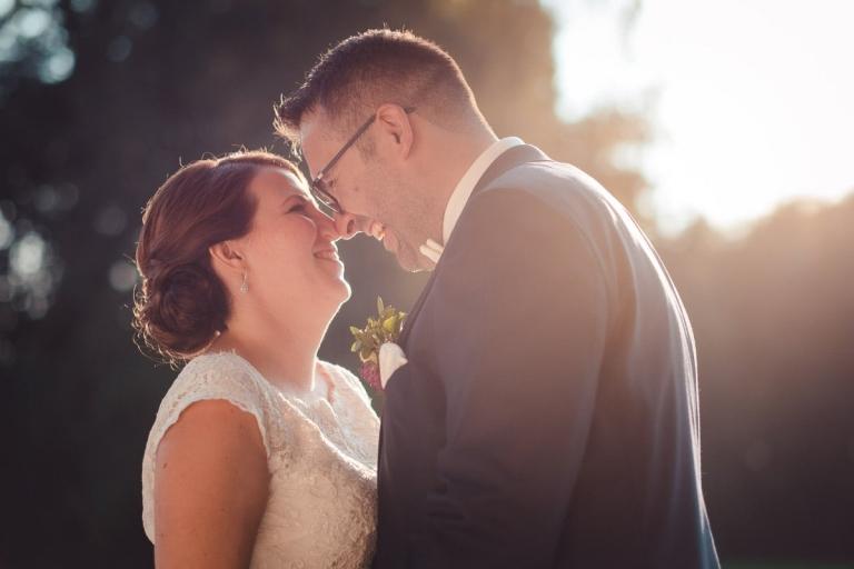 Hochzeitsfotograf im Schloß Hohenkammer