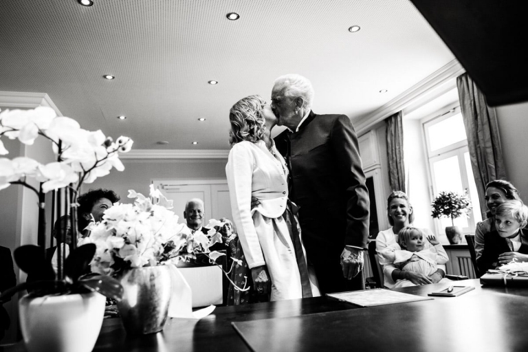 Hochzeit im Standesamt Pullach