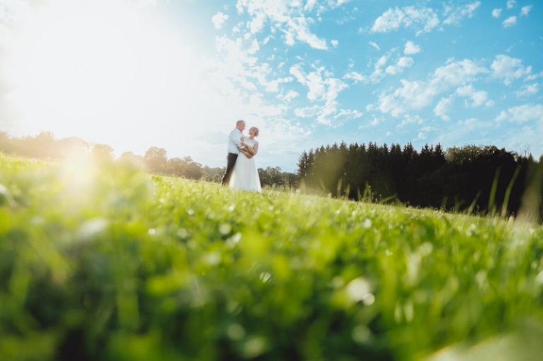 Heiraten in der Egener Alm Tegernsee