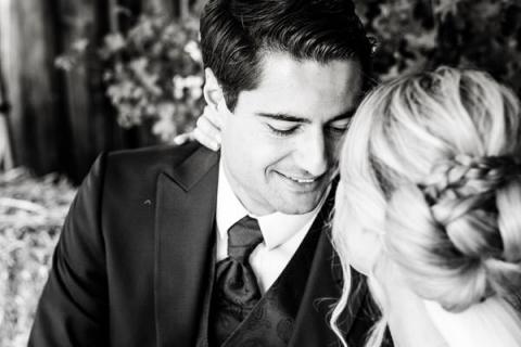 Hochzeitsfotografie mit Emotionen